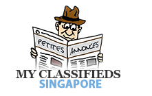 my-classifieds Singapore, free classified ads Website